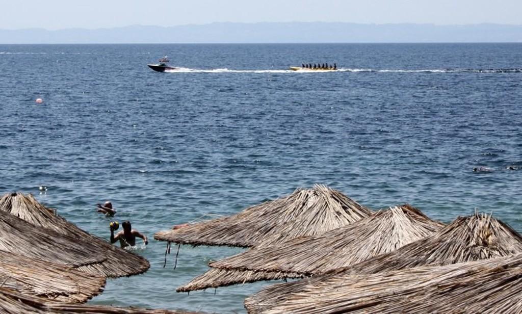 Wassersport in Psakoudia